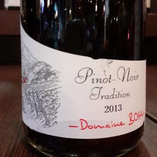vin pinot noir domaine Bohn